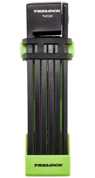 Trelock FS 200 TWO.GO L lucchetto per bici 100 cm verde